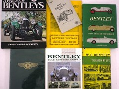 Navigate to Seven Bentley Books