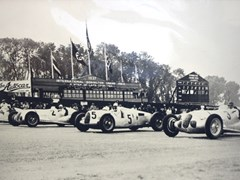 Navigate to 1937 Donington Park Grand Prix photo & mount