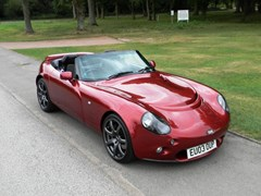 Navigate to Lot 313 - 2003 TVR Tamora