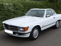 Navigate to Lot 144 - 1989 Mercedes-Benz SL 420 Roadster