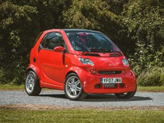 Navigate to Lot 284 - 2007 Smart Brabus Edition Red