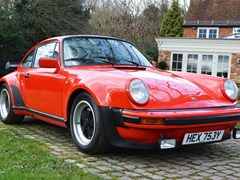 Navigate to Lot 189 - 1982 Porsche 911/930 Turbo Coupé