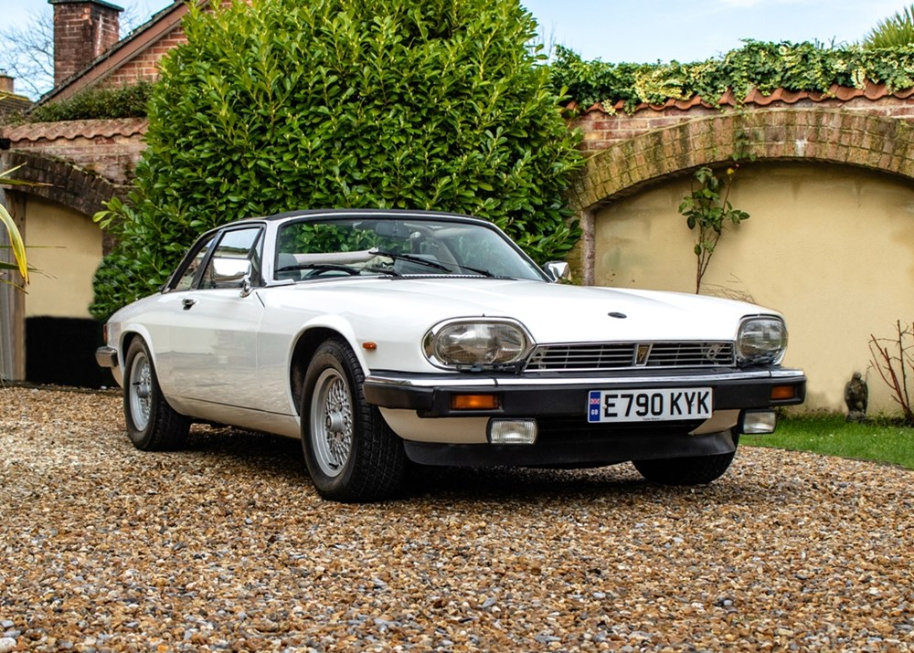 Lot 268 - 1987 Jaguar XJ-SC (5.3 litre)
