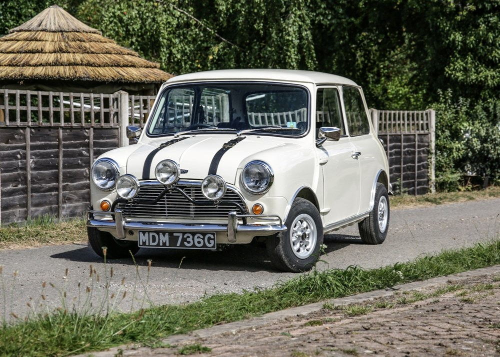 Lot 251 - 1989 Austin Mini 'The Italian Job'