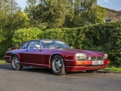 Navigate to Lot 262 - 1987 Jaguar XJ-SC (3.6 Litre)