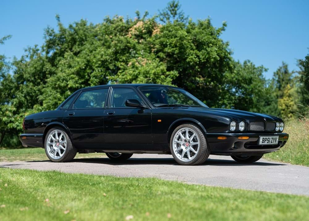 Lot 119 - 2002 Jaguar XJR 100