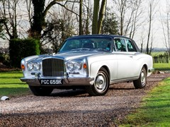 Navigate to Lot 269 - 1972 Bentley T1 Corniche Fixedhead Coupé