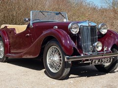 Navigate to Lot 254 - 1937 MG VA