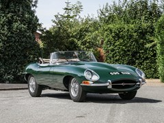 Navigate to Lot 208 - 1962 Jaguar E-Type Series I Roadster