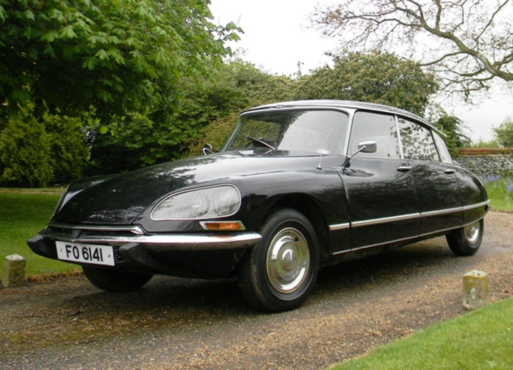 Lot 396 - 1971 Citroën DS 21 Pallas