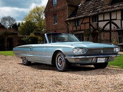 Navigate to Lot 287 - 1966 Ford Thunderbird