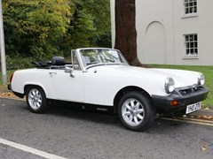 Navigate to Lot 205 - 1980 MG Midget Mk. IV