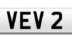 Navigate to Lot 123 -   Number plate