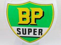 "Navigate to A""BP SUPER"" petrol globe ..."