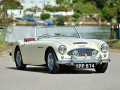 Navigate to Lot 164 - 1957 Austin Healey 100/6 BN4 Roadster