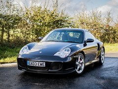 Navigate to Lot 306 - 2003 Porsche 911 / 996 Turbo