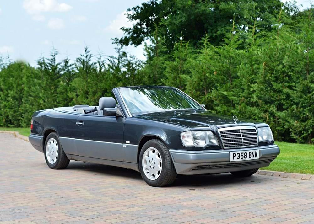 Ref 64 1996 Mercedes-Benz E320 Sportline Cabriolet