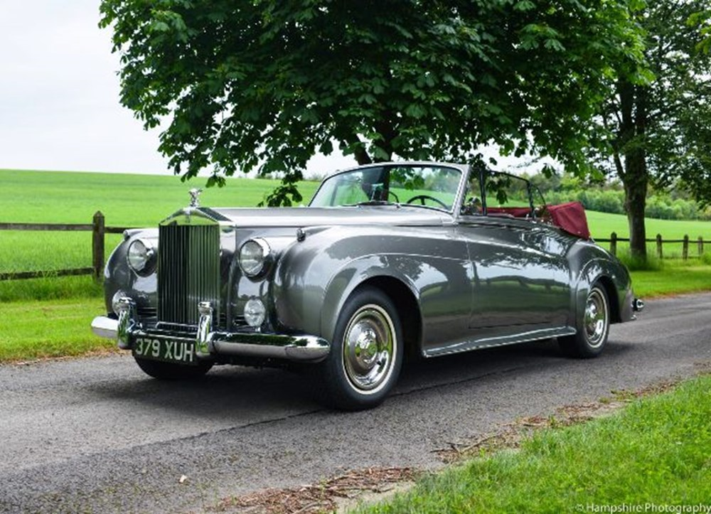 Lot 294 - 1959 Rolls-Royce Silver Cloud I Drophead Coupé
