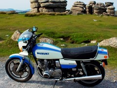 Navigate to Lot 338 - 1980 Suzuki GS1000S Wes Cooley Replica