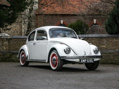 Navigate to Lot 106 - 1969 Volkswagen Beetle 1300
