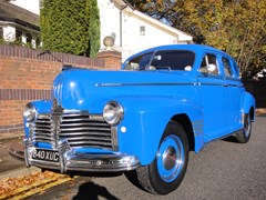 Navigate to Lot 276 - 1941 Pontiac Torpedo Deluxe