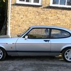 1987 Ford Capri 2.8 litre Injection -