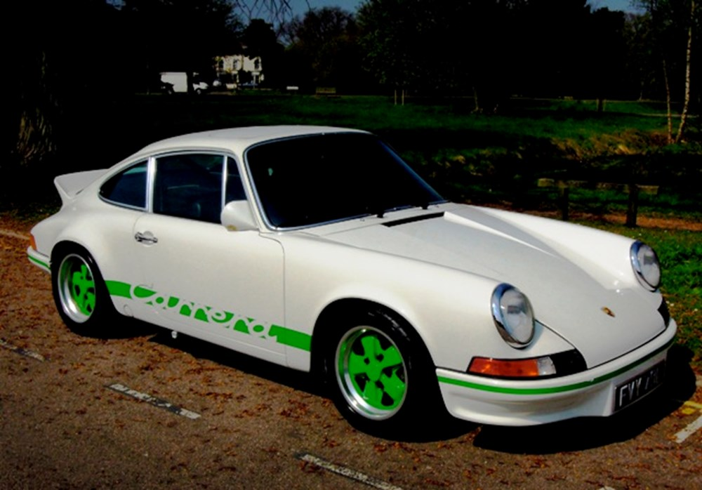 Lot 370 - 1984 Porsche 911 Carrera to 1973 RS Specification