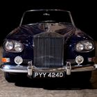 REF 107 1966 Rolls-Royce Silver Cloud III Drophead Coupé by Mulliner Park Ward -