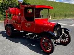 Navigate to Lot 144 - 1925 Ford Model T Fire Truck