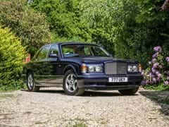 Navigate to Lot 216 - 1999 Bentley Arnage Green Label