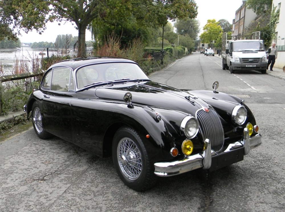 Lot 262 - 1959 Jaguar XK150 Fixedhead Coupé