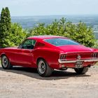 Ref 149 1968 Ford Mustang Fastback JG -