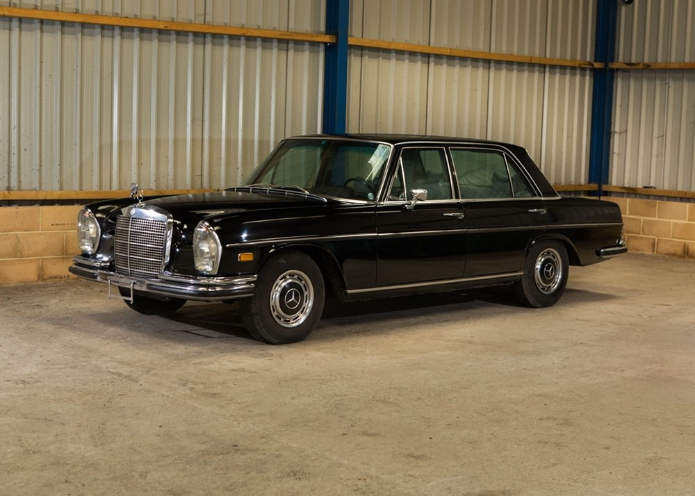 Lot 164 - 1972 Mercedes-Benz 280 SEL (3.5 litre)