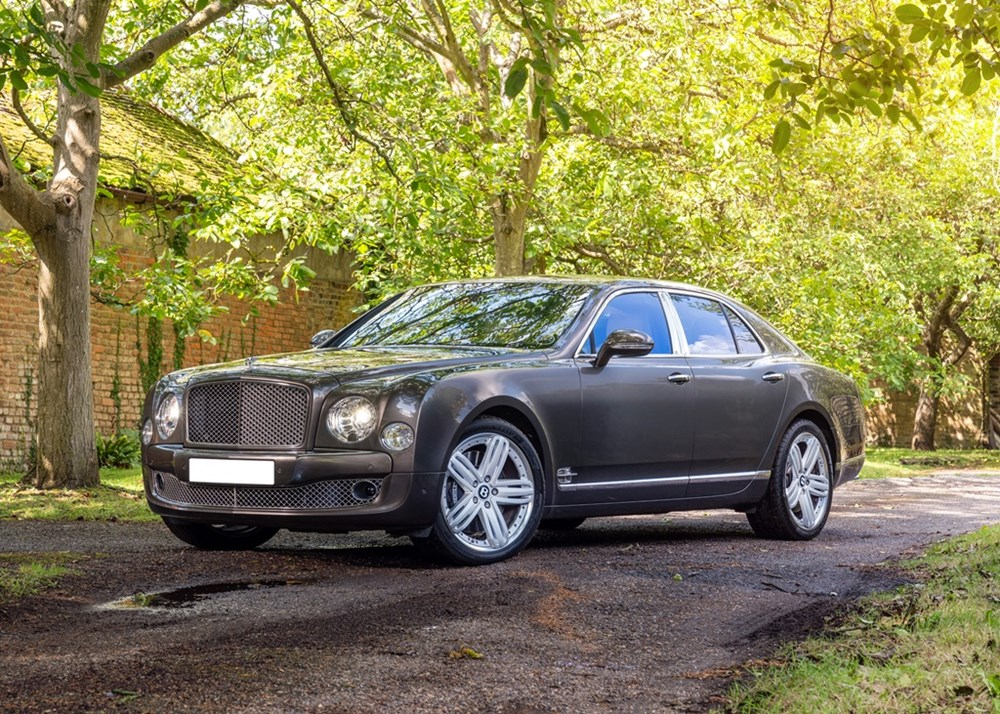 Lot 132 - 2010 Bentley Mulsanne