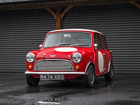 Ref 114 1995 Rover Mini SPi Cooper Supercharged