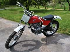 Navigate to Lot 103 - 1977 Honda  Trials TL125