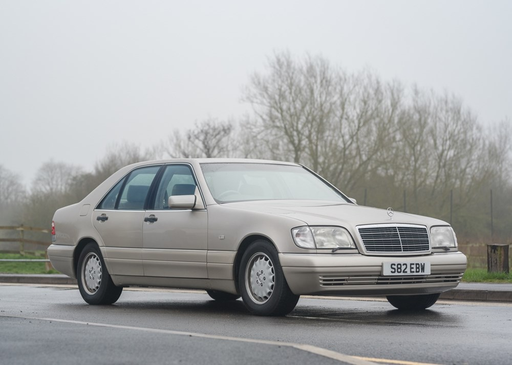 Lot 274 - 1998 Mercedes-Benz S320
