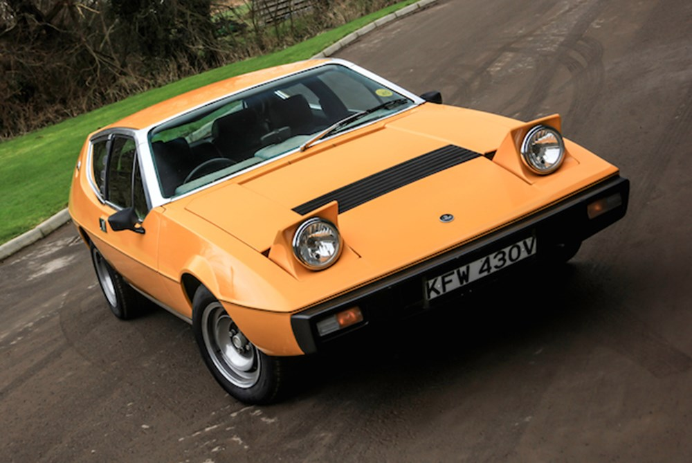 Lot 163 - 1979 Lotus Elite 504