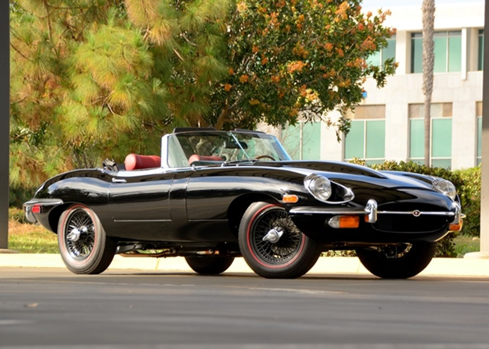 Lot 175 - 1969 Jaguar E-Type Series II Roadster