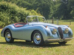 Navigate to Lot 106 - 2017 Jaguar XK120 Roadster