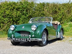 Navigate to Lot 153 - 1954 Triumph TR2 'Long door'