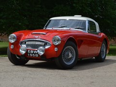 Navigate to Lot 329 - 1963  Austin-Healey 3000 BJ7
