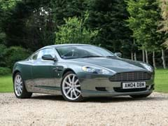 Navigate to Lot 141 - 2004 Aston Martin DB9 Coupé
