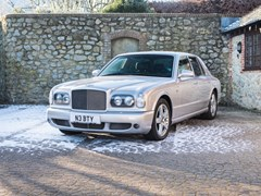 Navigate to Lot 188 - 2002 Bentley Arnage T