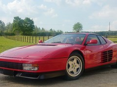 Navigate to Lot 312 - 1991 Ferrari Testarossa