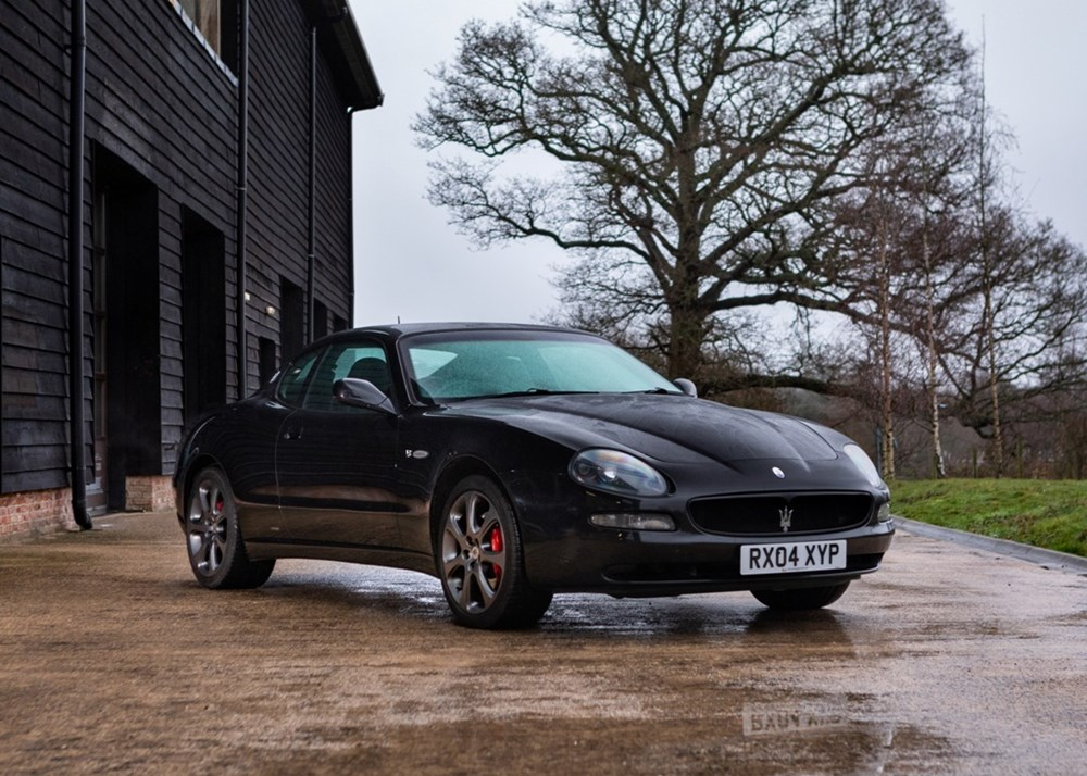 Lot 131 - 2004 Maserati 4200 Cambiocorsa Coupé