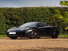 Navigate to Lot 138 - 2011 Mclaren MP4-12C