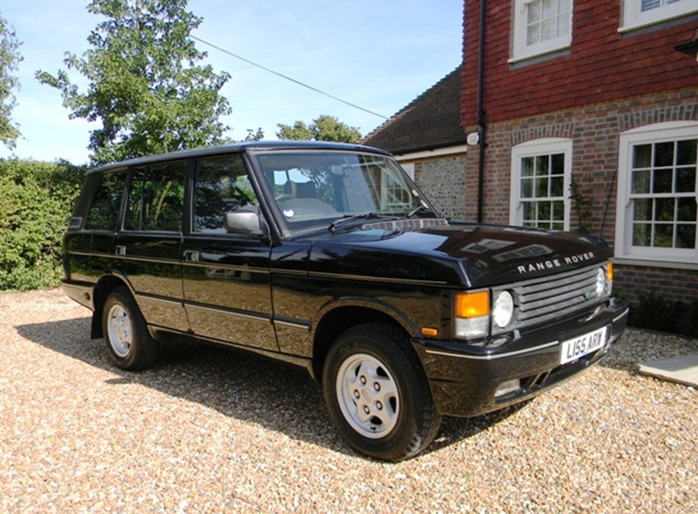 1994 range rover classic vogue lse. Black Bedroom Furniture Sets. Home Design Ideas