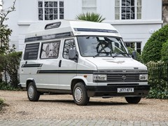 Navigate to Lot 114 - 1992 Talbot Camper Express 1000 P