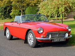 Navigate to Lot 244 - 1966 MG B Roadster